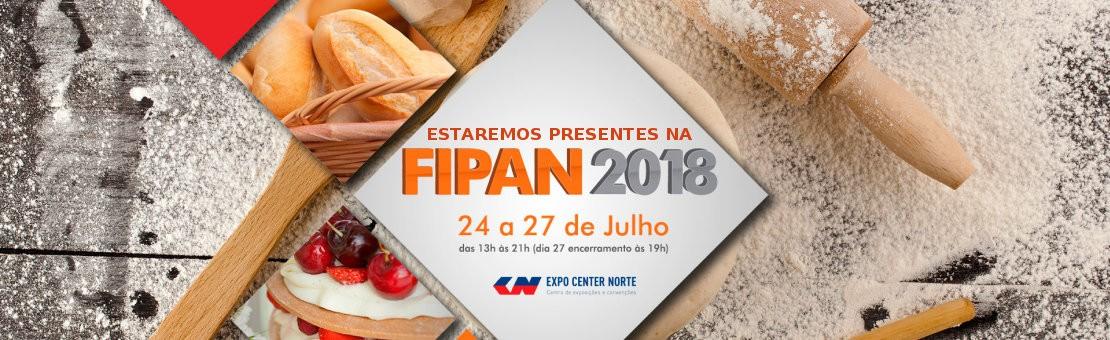 Estaremos presentes na Fipan 2018